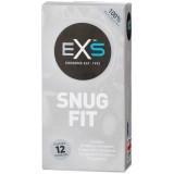 EXS Snug Fit Kondomit 12 kpl