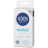 EXS Nano Thin Kondomit 12 kpl