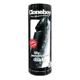 Cloneboy Tee-Se-Itse Musta Dildo