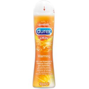 Durex Play Lämmittävä Liukuvoide 50 ml
