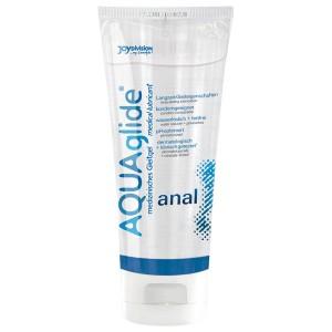 Joydivision Aquaglide Anaaliliukuvoide 100 ml -PALKITTU