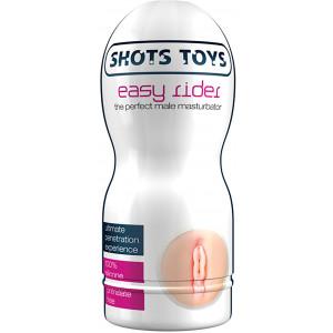 Shots Toys Easy Rider Masturbaattori