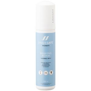 Shave Safe Karvanpoistovaahto Intiimialueille -TESTIVOITTAJA