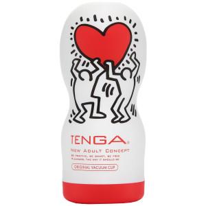 TENGA Original Deep Throat Cup Keith Haring