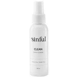 Sinful Clean Seksilelun Puhdistussuihke 100 ml