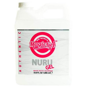 Magic Gel Moist Nuru Geeli Vartalohierontaan 1000 ml