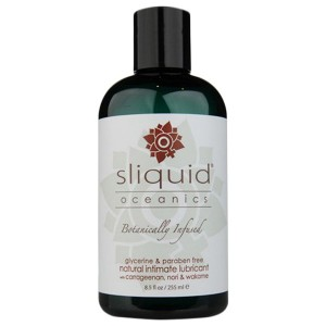 Sliquid Oceanics Natural Luomuliukuvoide 125 ml