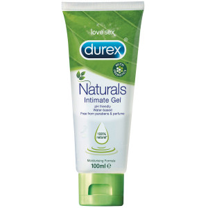 Durex Naturals Intiimigeeli 100 ml