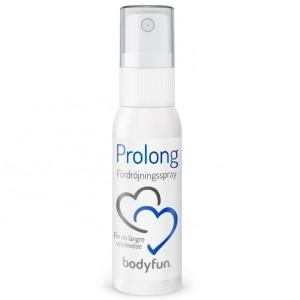 Bodyfun Prolong Viivästyssuihke 30 ml