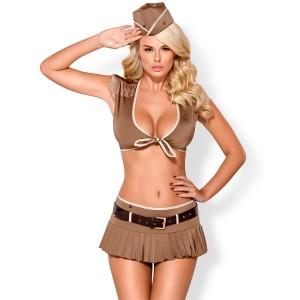 Obsessive Sexy Soldier Sotilaallinen Rooliasu