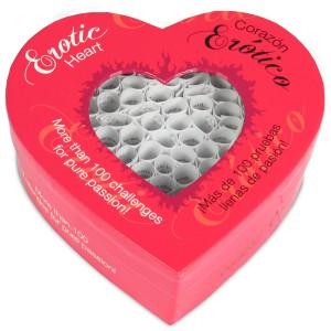 Erotic Heart Eroottinen Peli Pareille