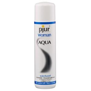 Pjur Woman Aqua Vesipohjainen Liukuvoide 100 ml