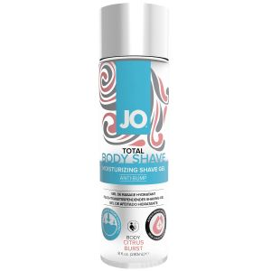 System JO Total Bodyshave Geeli 240 ml