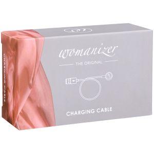 Womanizer Magneetilla Kiinnittyvä USB-latausjohto