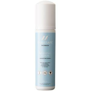 ShaveSafe Sensitive Skin Karvanpoistovaahto Intiimialueille