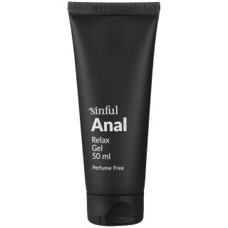 Sinful Anal Rentoutusgeeli 50 ml