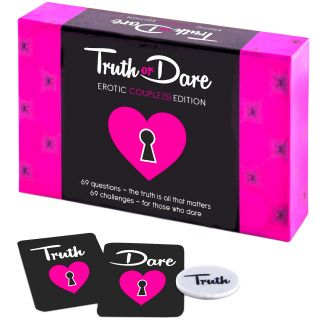 Truth or Dare Eroottinen Peli Pareille