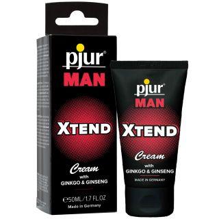 Pjur Man Xtend Stimuloiva Voide 50 ml