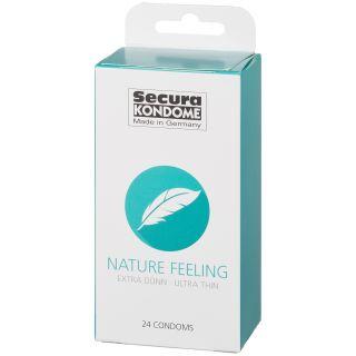 Secura Nature Feeling Kondomit 24 kpl
