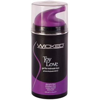 Wicked Toy Love Geeli Seksileluille 100 ml
