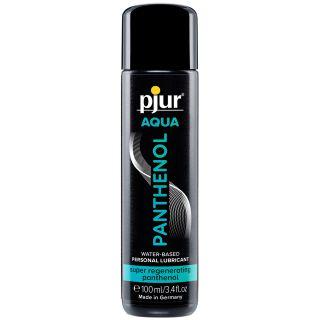 Pjur Aqua Panthenol Liukuvoide 100 ml