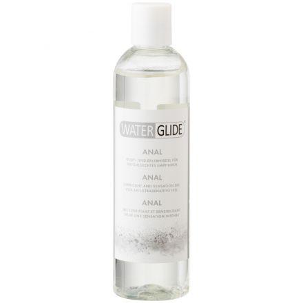 Waterglide Anal Vesipohjainen Anaaliliukuvoide 300 ml