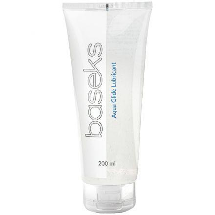 Baseks Aqua Glide Vesipohjainen Liukuvoide 200 ml