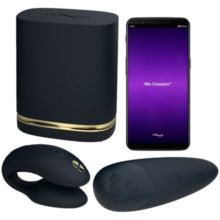 Womanizer & We-Vibe Golden Moments Collection Setti