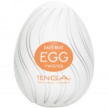 TENGA Egg Twister Masturbaattori tuote kädessä 1