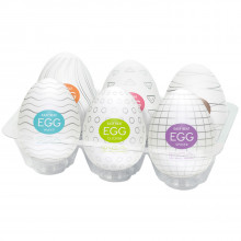 TENGA Eggs Masturbaattorit 6 kpl