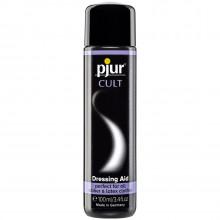 Pjur Cult Latex Dressing Aid ja Hoitoaine 100 ml