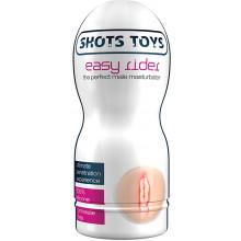 Shots Toys Easy Rider Masturbaattori  1