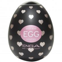 TENGA Egg Easy Beat Masturbaattori tuote kädessä 1