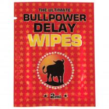 Bull Power Delay Viivästyspyyhkeet 6 kpl  1