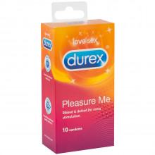 Durex Pleasure Me Kondomit 10 kpl