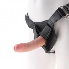 King Cock Harness med Dildo 15 cm