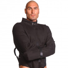Strict Leather Straitjacket Pakkopaita