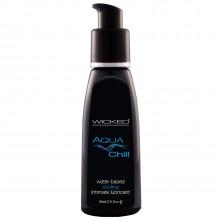 Wicked Aqua Chill Vesipohjainen Liukuvoide 60 ml