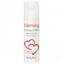 Bodyfun Warming Hieronta- ja Liukuvoide 100 ml