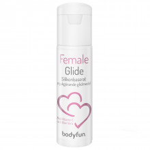 Bodyfun Female Glide Silikoniliukuvoide Naisille 100 ml