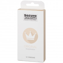 Secura Original Kondomit 12 kpl