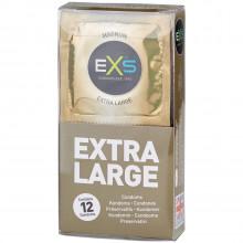 EXS Magnum Extra Large Kondomit 12 kpl