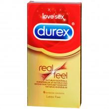 Durex RealFeel Lateksittomat Kondomit 6 kpl  1