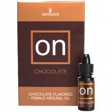 Sensuva On Suklaanmakuinen Stimulointiöljy 5 ml