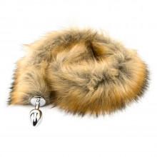 Furry Fantasy Red Fox Tail Anustappi Hännällä