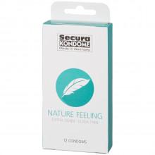 Secura Nature Feeling Kondomit 12 kpl  90