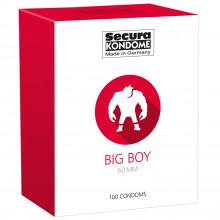 Secura Big Boy Kondomit 100 kpl  1