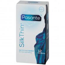 Pasante Silk Thin Kondomit 12 kpl