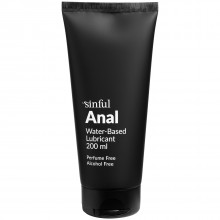 Sinful Anal Glidecreme 200 ml Product 1