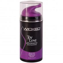 Wicked Toy Love Geeli Seksileluille 100 ml  1